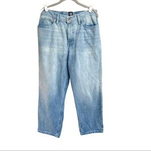 BDG UO Bow Fit Mens Jean Light Wash 32 x 30